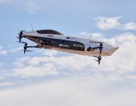 Electric Airspeeder takes flight, race series in the works