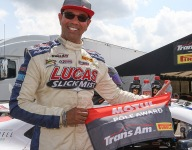 Motivated Drissi gets second chance, wins Mid-Ohio Trans Am pole