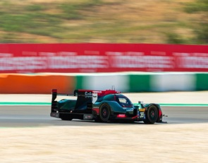 Jota LMP2 leads Hypercars in Portugal WEC practice