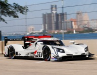 Magnussen prevails in sizzling Detroit qualifying with CGR Cadillac