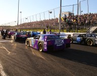 SRX reduces race lengths ahead of Knoxville