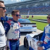 Workload piling on as Stewart-Haas team chases pace