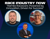 Coming up: Race Industry Now No.107: Hamke Racecars - Powered by Innovation, Driven for Success'