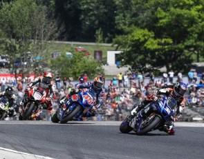 Gagne wins fifth straight MotoAmerica Superbike race