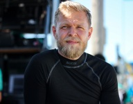 First IndyCar running 'a lot to take in' - Magnussen