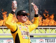 Kyle Busch wins for 99th time in NASCAR Xfinity Series