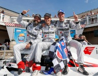 Mazda stretches fuel mileage to claim victory in Six Hours of The Glen