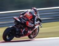 Baz leads fast MotoAmerica Friday at Ridge Motorsports Park