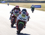 MotoAmerica support classes: Kelly, Alexander among winners at RMP