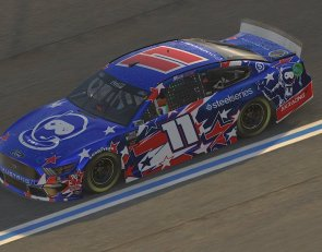 Practice finally pays off for Ray with career-best eNASCAR Coca-Cola iRacing finish