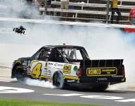 Nemechek grabs fourth Truck Series win of the season at Texas