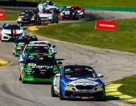 Ruud, BMW win again in another red-flagged race at VIR