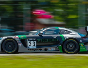 Winward, Mercedes-AMG wins Race 2 of World Challenge America at VIR