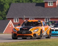 Murillo Racing takes GT4 victory at VIR