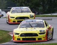 Matos goes flag-to-flag for Trans Am TA2 victory at Mid-Ohio