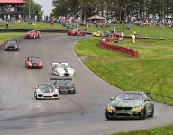 Trans Am matches five-year high entry record for Mid-Ohio
