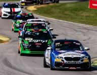 Ruud, BMW win shortened TCA Race 1 at VIR