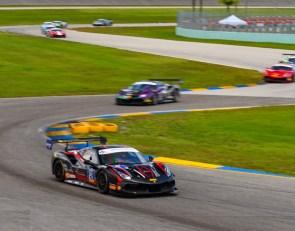 Ferrari Challenge completes Homestead round