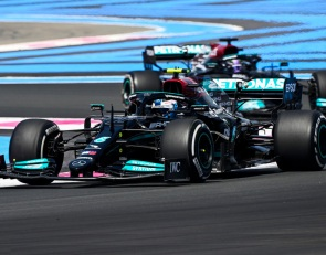 Bottas overcomes curb woes to lead opening French GP practice