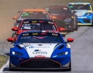 BSport, Aston Martin claims victory in GT4 America Race 2