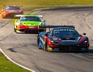 Iribe, McLaren claim VIR GT America Race 2 win