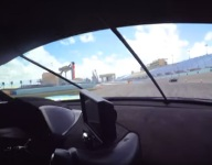 Ferrari Challenge onboard at Homestead with Marc Muzzo