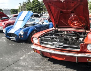 Auto museums resuming hosted events