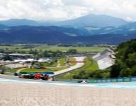 Verstappen starts fast in Styrian GP practice