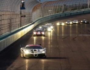 Ferrari Challenge drivers beat the heat in Miami