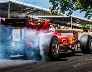 Goodwood FoS approved as pilot event