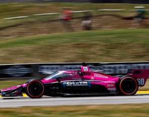 Harvey dazzles with third-place effort in Road America qualifying