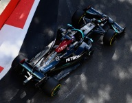 Mercedes 'just slow' in Baku - Hamilton