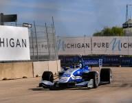 Kirkwood takes pole for Indy Lights Grand Prix of Detroit