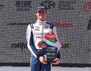 Kirkwood takes Indy Lights points lead with fourth win