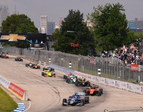 Kirkwood doubles up at Detroit in Indy Lights
