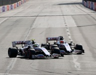 Haas drivers disagree over Mazepin apology