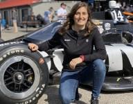 Calderon lands Foyt IndyCar test