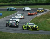 IMSA reveals entry list for GT-only event at Lime Rock Park