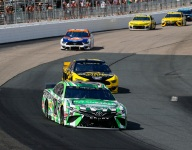 Kyle Busch heads New Hampshire starting line-up