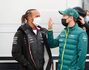 Hamilton and Vettel take a stance over LGBTQ+ rights in Hungary