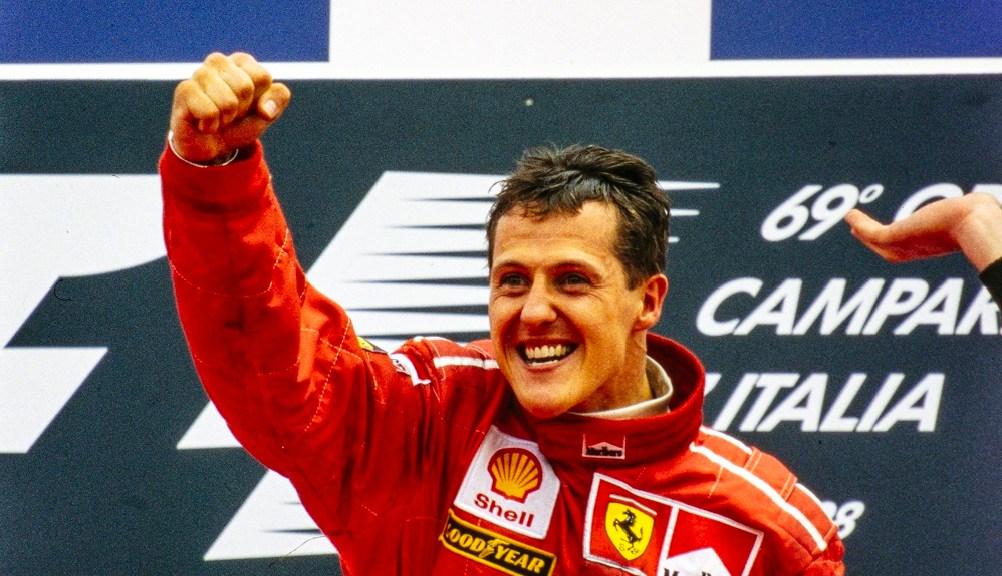 Video: Official trailer for Netflix Schumacher documentary - RACER