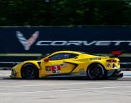 Corvette starts strongly in Lime Rock IMSA GT