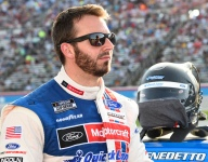 Conflicting emotions for DiBenedetto over Wood Brothers decision