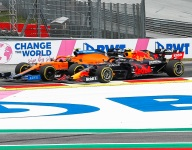 Risk of race ban by penalty 'not what F1 should be' - Norris