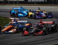 IndyCar teams set to begin busy testing period on Tuesday