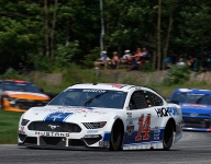 Briscoe's crew chief fined, suspended over lug nut infraction at Road America