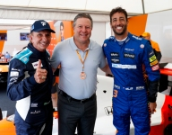 McLaren's Brown tests positive for COVID-19