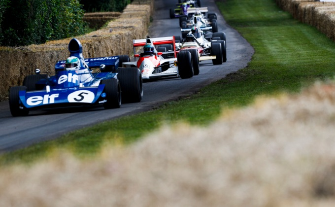VIDEO: Saturday highlights at Goodwood Festival of Speed