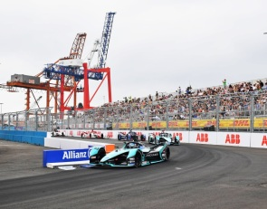 Bird dominates NYC E-Prix Race 2