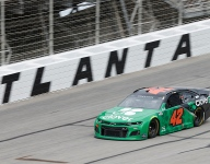 Chastain defends teammate assist that angered Kyle Busch